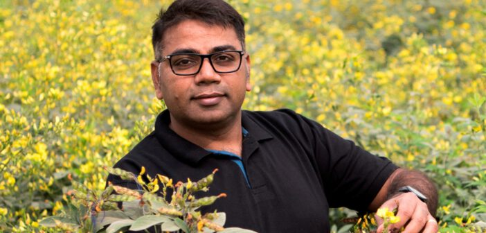 """Interview – Prof  Rajeev K Varshney """"The Youngest Indian Scientist (47)""""  who achieved an  h-index of 100 recently"""